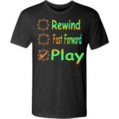 Rewind Fast Forward Play