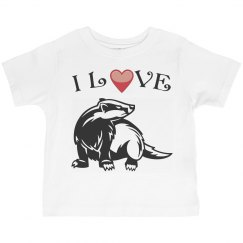 I love Badgers