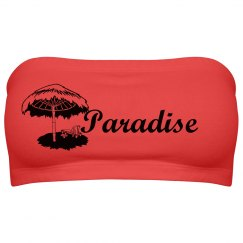 Paradise Bandeau Top