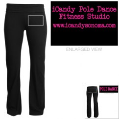 POLE DANCE Yoga Pant