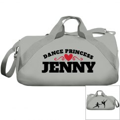 Jenny, dance princess