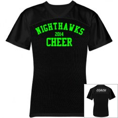 Cheer Coach/SilverGlitter