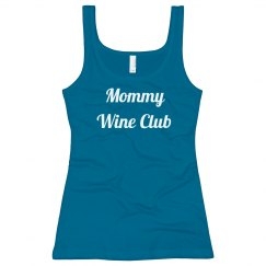 Motherhood needs wine