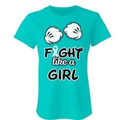 Cervical Cancer Girl
