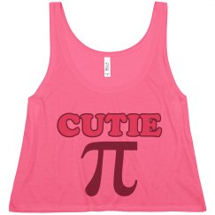 Cutie Pie In Neon Pink