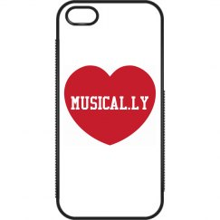 Musical.ly iPhone 5&5s Case