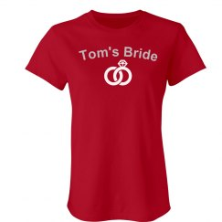 Tom's Bride Rhinestones
