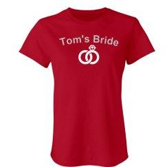 Tom's Bride Rhinestones