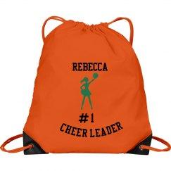 #1 Cheerleader Bag