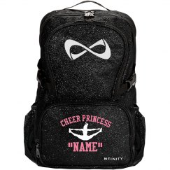 Cheer princess bag