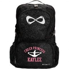 Kaylee cheer princess