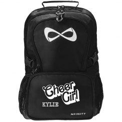 Kylie. Cheer girl