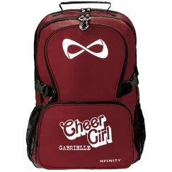 Gabrielle. Cheer girl