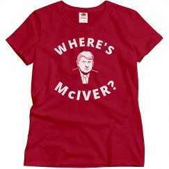 Where's Meredith McIver?