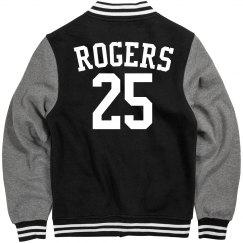 Rogers Letterman Jacket