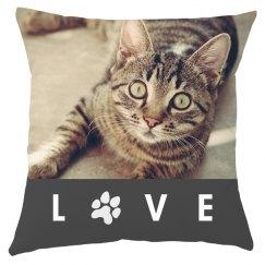 Custom Photo Gift For Animal Lovers