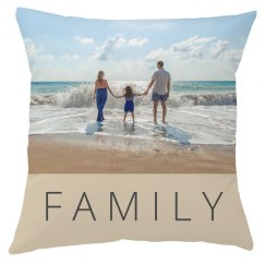 Custom Photo Upload Family Home