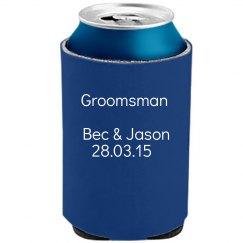 Groomman Wedding Gift