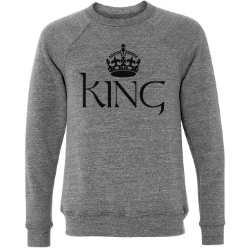 6daf98836d Matching Couple King & Queen Shirts & Sweats