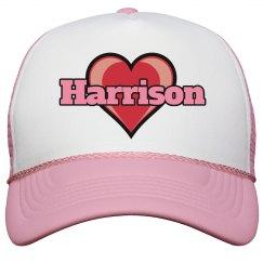 I love Harrison