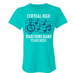Marching Band Pride