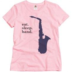 Eat Sleep Band