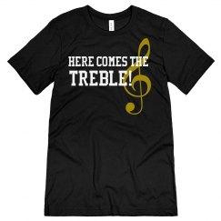 Comes The Treble Guy