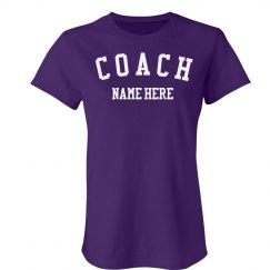 Cheer Coach Rhinestones