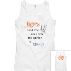 Tigers & Sheep - Women's Tank