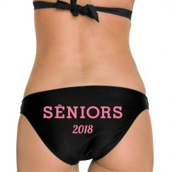 2017 Senior Logo