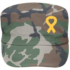 Support the troops hat