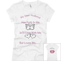 Dear Husband Tee