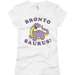 Brontosaurus Lover