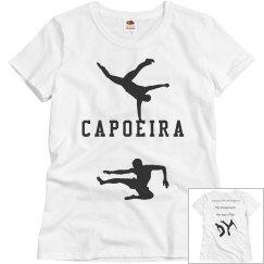 Capoeira Shirt #1