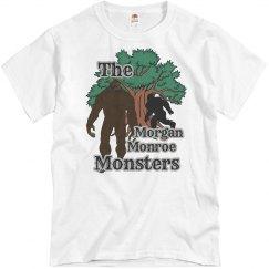Bigfoot: The Morgan-Monroe Monsters