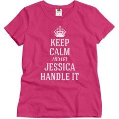 Let Jessica handle it