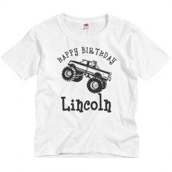 Happy Birthday Lincoln!