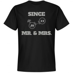 Since 19XX Mr & Mrs