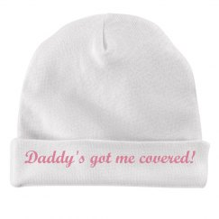 Daddy's got me(pink)