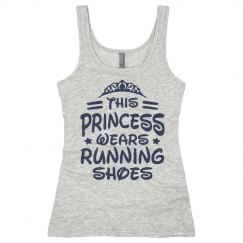 Princess Run No Glass Slippers