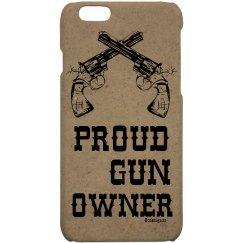 Proud Gun Owner