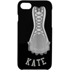 Trendy Girls Personalized Iphone 7 Case