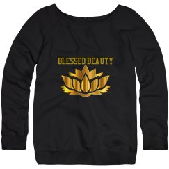 Blessed Beauty Long Sleeve Tee