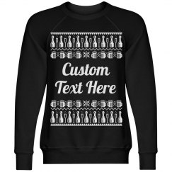 Custom NYE Ugly Sweater