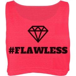 FLAWLESS CROP TOP
