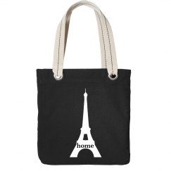 Paris home bag