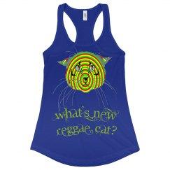 What's New Reggae Cat?