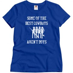 Some of the Best Cowboys T-Shirt