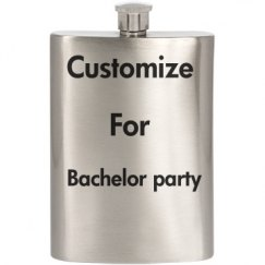 Customizable flask