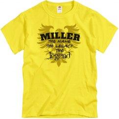 Miller. The Legend